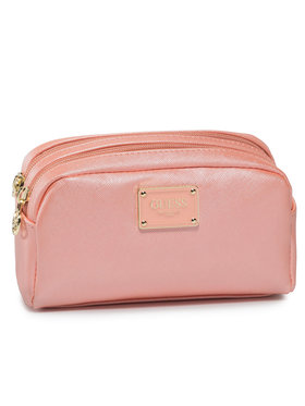 Guess Guess Smink táska Bahia Accesories PWBAHI P0273 Rózsaszín