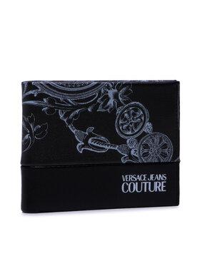 Versace Jeans Couture Versace Jeans Couture Μικρό Πορτοφόλι Ανδρικό 71YA5PB1 Μαύρο