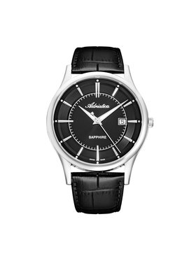 Adriatica Adriatica Часовник A1296.5214Q Черен
