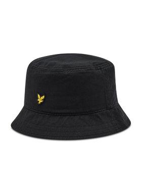 Lyle & Scott Lyle & Scott Bucket Hat Twill Hat HE800A Negru
