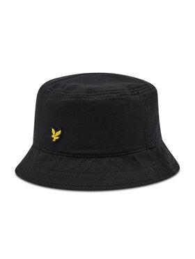 Lyle & Scott Lyle & Scott Klobúk typu bucket Twill Hat HE800A Čierna
