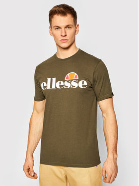 Ellesse Ellesse T-shirt Prado SHC07405 Verde Regular Fit
