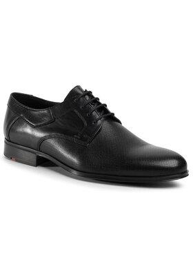 Lloyd Lloyd Обувки Levin 10-153-10 Черен