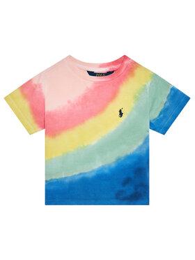 Polo Ralph Lauren Polo Ralph Lauren T-shirt Next Generation 312841394001 Šarena Regular Fit
