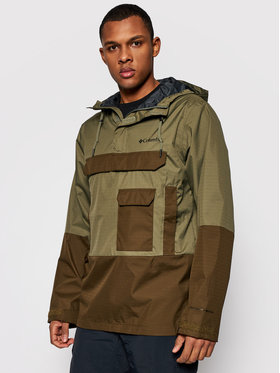 Columbia Columbia Bunda anorak Buckhollow 1932973 Zelená Regular Fit