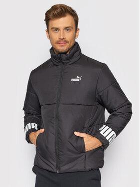Puma Puma Pernata jakna Ess+ 587689 Crna Regular Fit