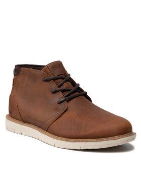 Toms Toms Зимни обувки Navi 10016893 Кафяв
