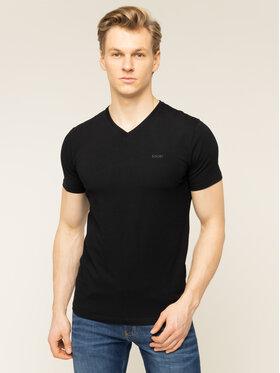 Joop! Joop! 2 marškinėlių komplektas 30018460 Juoda Slim Fit