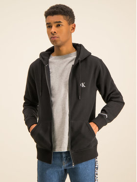 Calvin Klein Jeans Calvin Klein Jeans Bluza J30J314535 Czarny Regular Fit