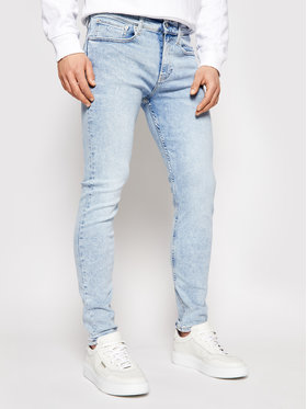 Calvin Klein Jeans Calvin Klein Jeans Jeansy J30J317773 Niebieski Skinny Fit