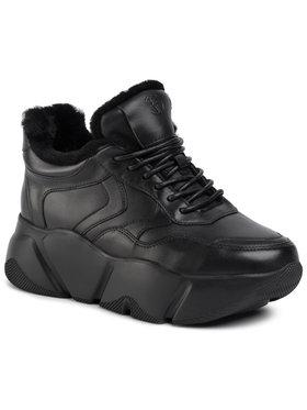 Eva Minge Eva Minge Sneakersy EM-40-06-000442 Černá