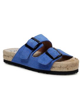 Manebi Manebi Espadrilės Nordic Sandals M 3.5 R0 Tamsiai mėlyna