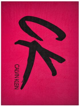 Calvin Klein Swimwear Calvin Klein Swimwear Кърпа KU0KU00064 Розов