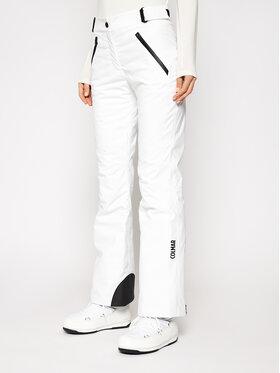 Colmar Colmar Lyžiarske nohavice Sapporo-Rec 0453 1VC Biela Slim Fit