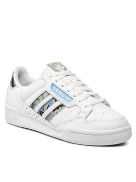 adidas adidas Boty Cotinental 80 Stripes GZ9061 Bílá