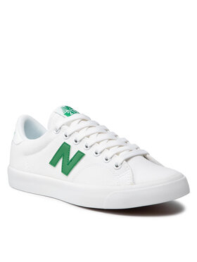 New Balance New Balance Πάνινα παπούτσια AM210WSS Λευκό