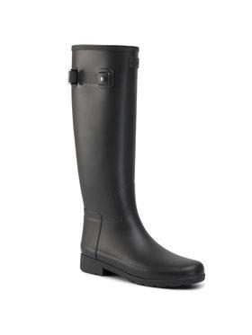 Hunter Hunter Guminiai batai Original Refined WFT1071RMA Juoda