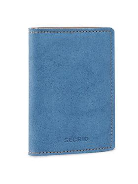 Secrid Secrid Malá pánska peňaženka Slimwallet Sln Modrá