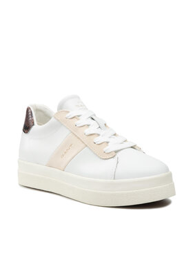 Gant Gant Sneakersy Avona 23531017 Biela