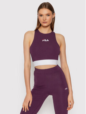 Fila Fila Top Ekanta 689121 Violet Slim Fit