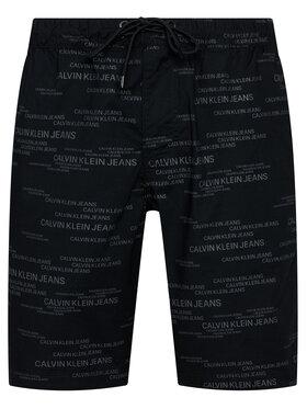Calvin Klein Jeans Calvin Klein Jeans Αθλητικό σορτς J30J317382 Μαύρο Regular Fit
