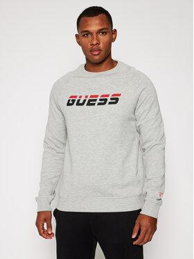 Guess Guess Bluză U0BA48 K9V31 Gri Regular Fit