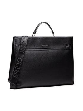Guess Guess Чанта за лаптоп Riviera HMRIVI P1313 Черен