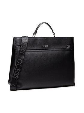 Guess Guess Taška na laptop Riviera HMRIVI P1313 Čierna