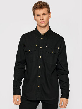 Versace Jeans Couture Versace Jeans Couture Košile 71GALC09 Černá Regular Fit