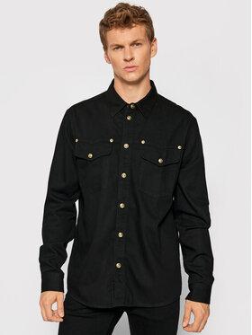 Versace Jeans Couture Versace Jeans Couture Риза 71GALC09 Черен Regular Fit