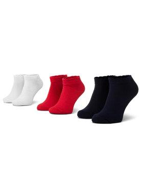 Mayoral Mayoral Σετ κοντές κάλτσες παιδικές 3 τεμαχίων 10788 Έγχρωμο