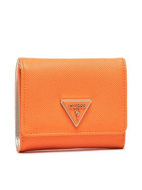 Guess Guess Portafoglio grande da donna Cordelia (VG) Slg SWVG81 30430 Arancione