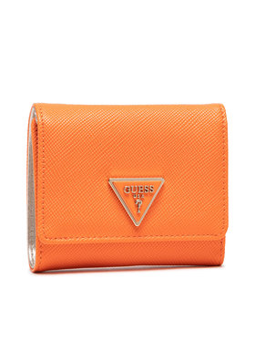 Guess Guess Veliki ženski novčanik Cordelia (VG) Slg SWVG81 30430 Narančasta