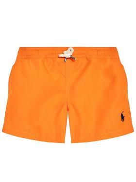 Polo Ralph Lauren Polo Ralph Lauren Плувни шорти Traveler Sho 322785582015 Оранжев Regular Fit