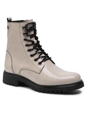 Tamaris Tamaris Turistická obuv 1-25234-28 Béžová