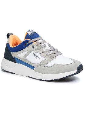 Pepe Jeans Pepe Jeans Sneakers Orbital 2.1 PMS30598 Alb
