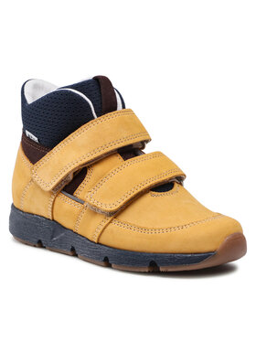 Bartek Bartek Зимни обувки 14018030 Жълт