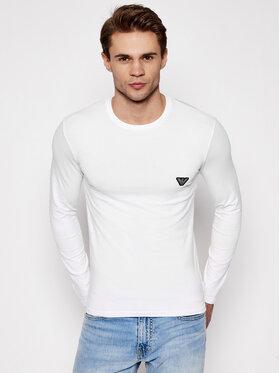 Emporio Armani Underwear Emporio Armani Underwear Marškinėliai ilgomis rankovėmis 111023 1P512 00010 Balta Regular Fit