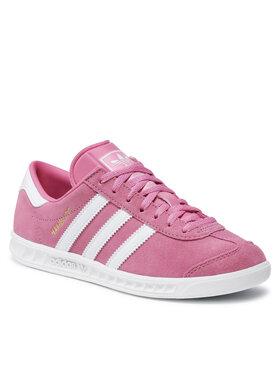 adidas adidas Обувки Hamburg J GZ7408 Розов