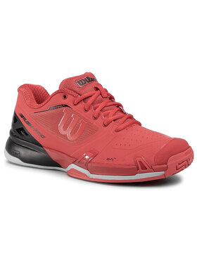 Wilson Wilson Обувки Rush Pro 2.5 2019 WRS326050 Червен