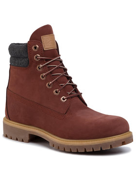 Timberland Timberland Trappers Premium 6 In Waterproof Boot TB0A1UVXV171 Roșu