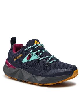 Columbia Columbia Παπούτσια πεζοπορίας Facet 60 Low Outdry BL1821 Σκούρο μπλε