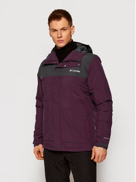 Columbia Columbia Zimná bunda Horizon Explorer 1864672 Fialová Regular Fit