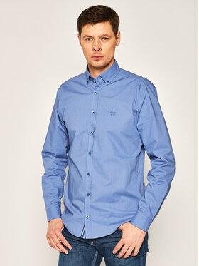 JOOP! Jeans Joop! Jeans Marškiniai 15 JJSH-40Haven-W 30014405 Mėlyna Regular Fit