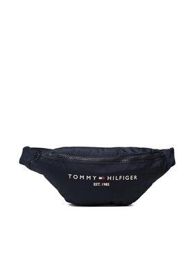 Tommy Hilfiger Tommy Hilfiger Gürteltasche Th Established Crossbody AM0AM08017 Dunkelblau
