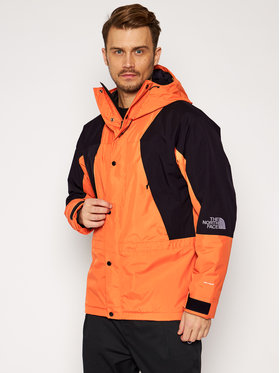 The North Face The North Face Kurtka outdoor Mountain Light NF0A3XY5EMJ1 Pomarańczowy Regular Fit
