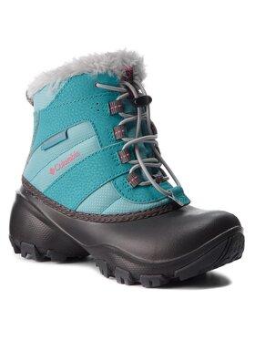 Columbia Columbia Śniegowce Childrens Rope Tow III Waterproof BC1323 Niebieski