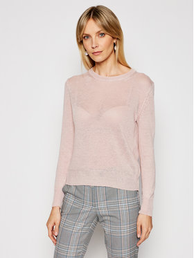 Weekend Max Mara Weekend Max Mara Sweter Teiera 53610711 Różowy Regular Fit