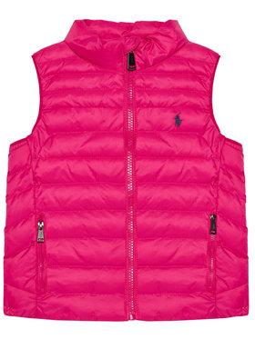 Polo Ralph Lauren Polo Ralph Lauren Kamizelka Lt Wt Dn Vst 313847234007 Różowy Regular Fit