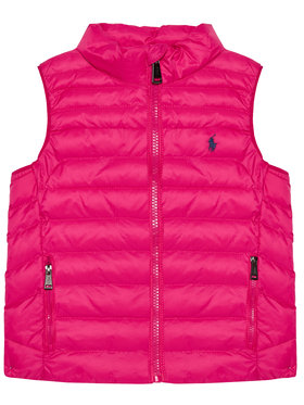 Polo Ralph Lauren Polo Ralph Lauren Mellény Lt Wt Dn Vst 313847234007 Rózsaszín Regular Fit